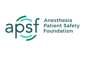 APSF - Anesthesia Patient Safety Foundation