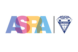 ASRA – American Society of Regional Anesthesia and Pain Medicine